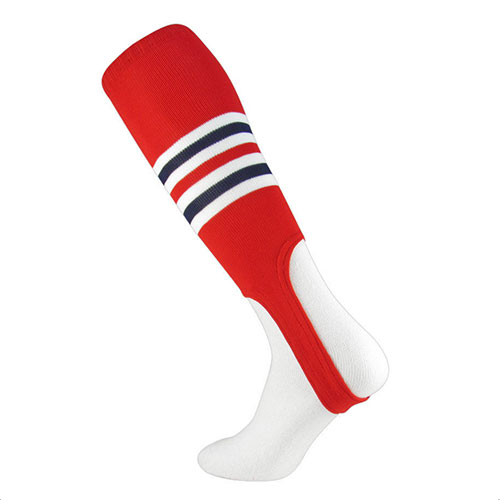 High Quality Red  Baseball Stirrups Customizable