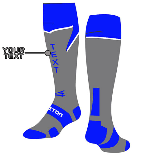 Blue Long Socks Baseball Manufacturer